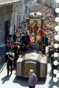 Festa di San Sebastiano, Melilli