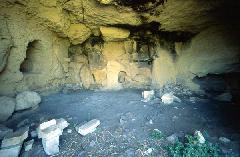 Le grotte di Castelluccio