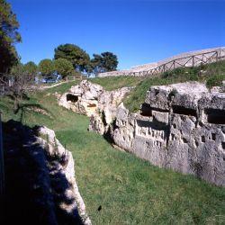 Parco archeologico, Palazzolo Acreide