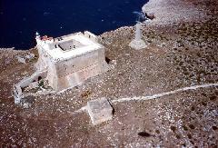 La fortezza dell'isolotto di Capopassero