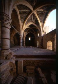 Castello Maniace, interno