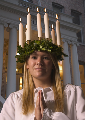 Lucia of Sweden