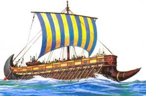 Nave da guerra cartaginese